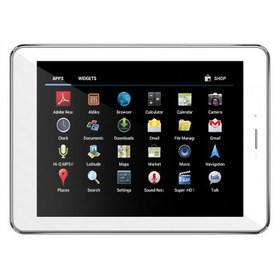 "iRU pad master a801 8"" cortex a7/ram2gb/rom8gb/8"" 1024*768/wifi/white/and4.1.1/2mpix/0.3mp"